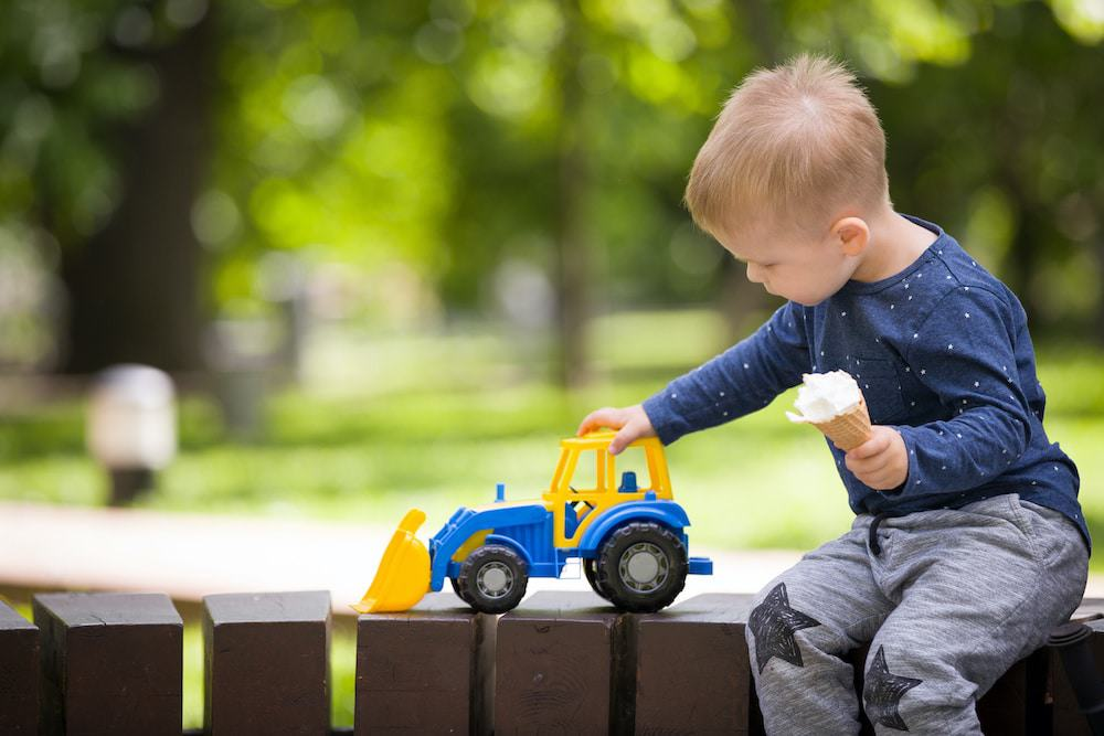 best tractor toys for toddlers