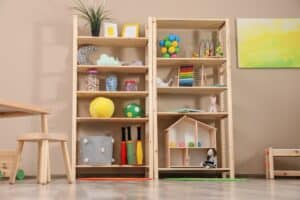 How to Organize Toys for Toddlers