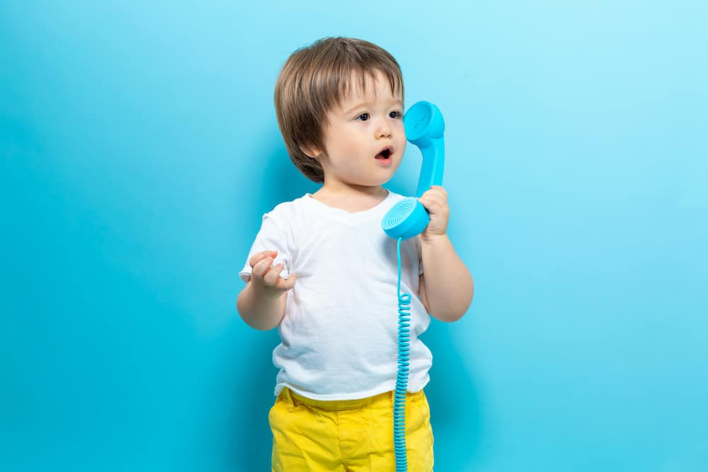 what causes speech delay in toddlers