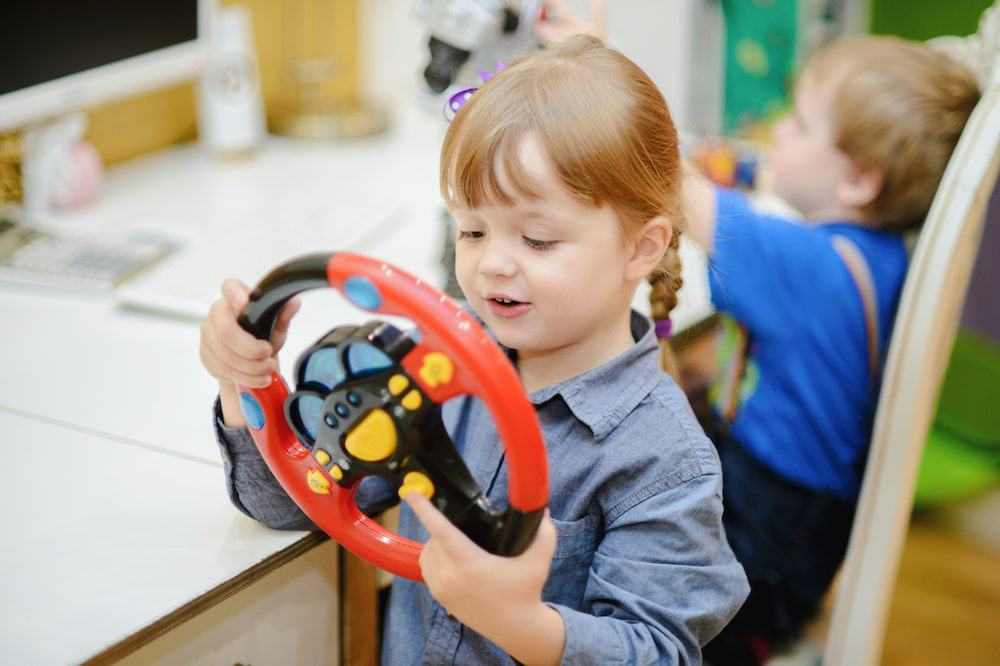 best toy steering wheel for toddlers