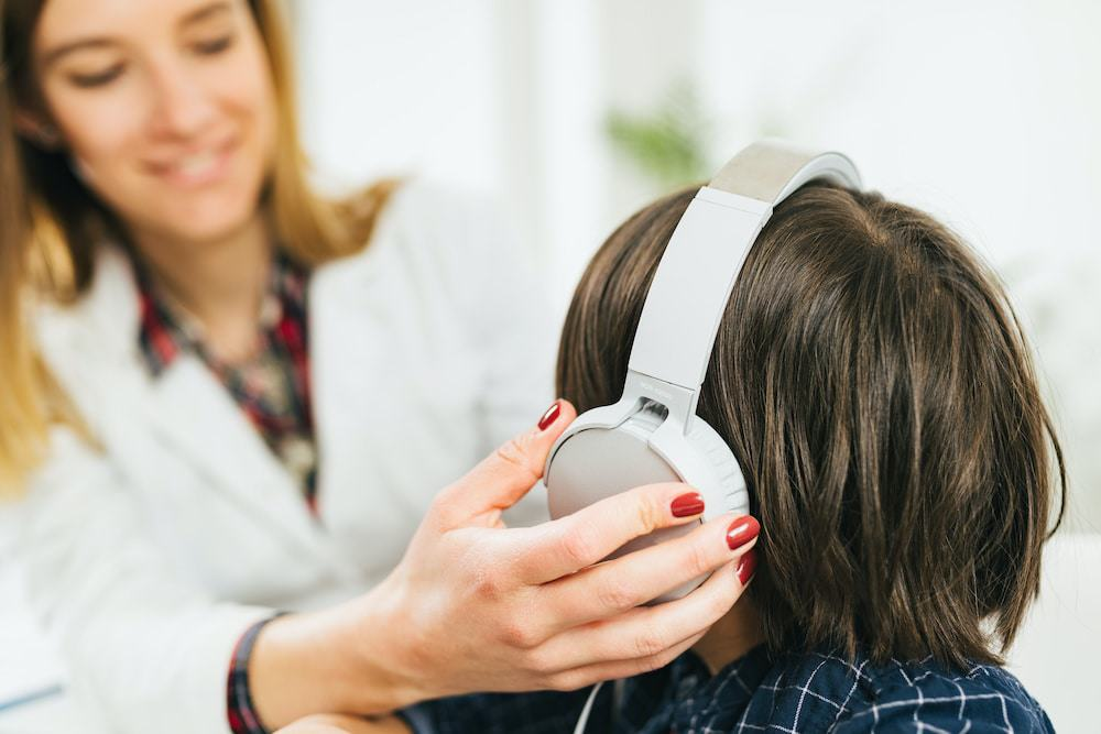 hearing test for kids