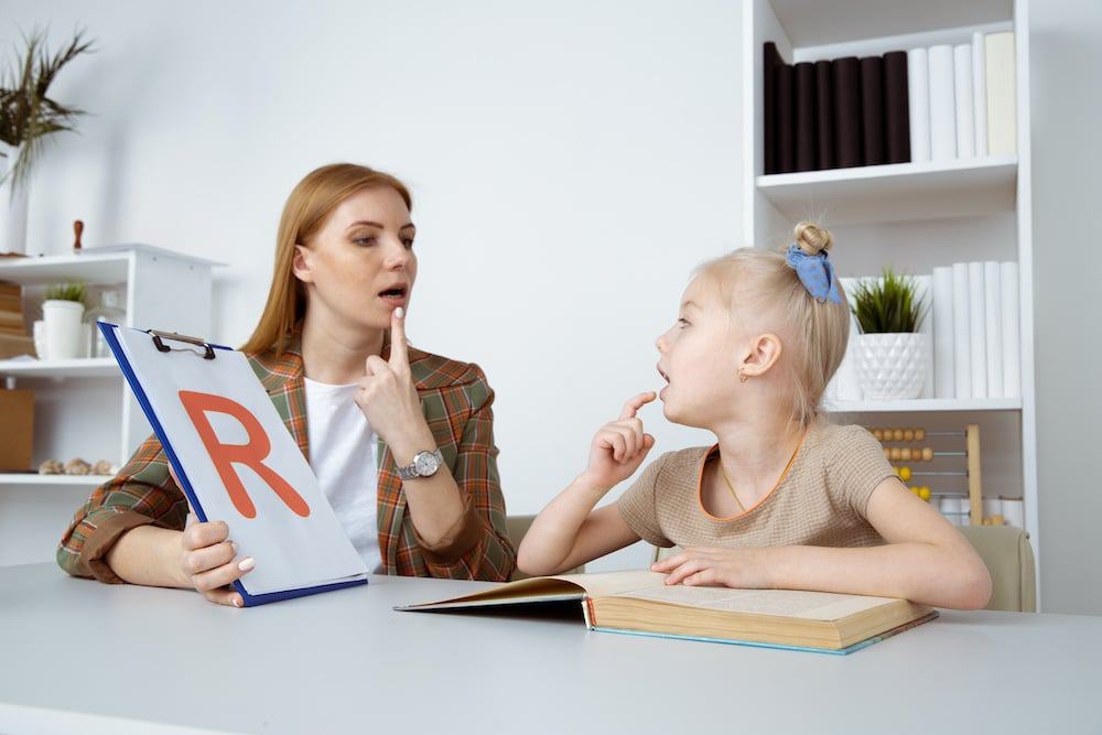 articulation for speech therapy