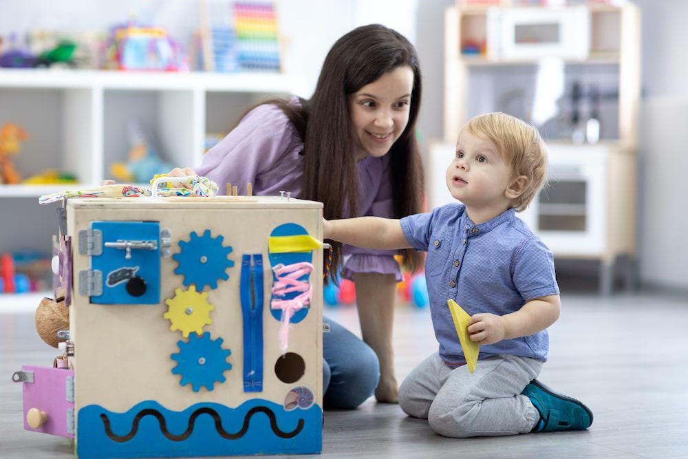 what are sensory toys for toddlers