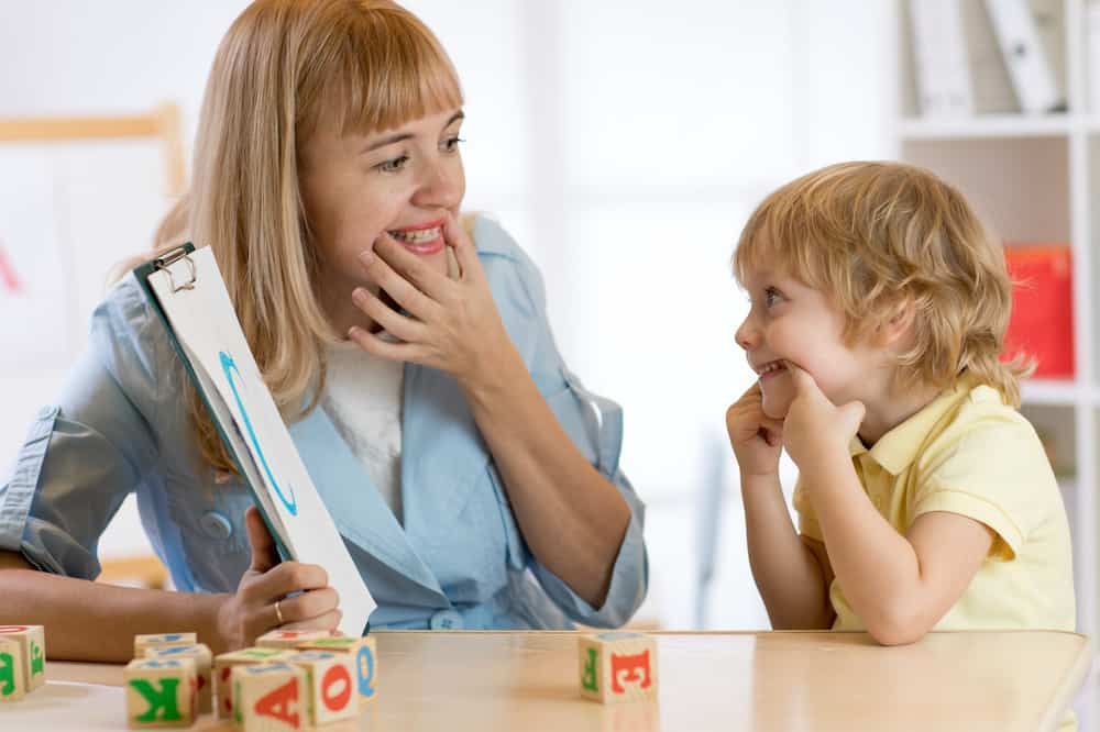 samples of speech therapy activities