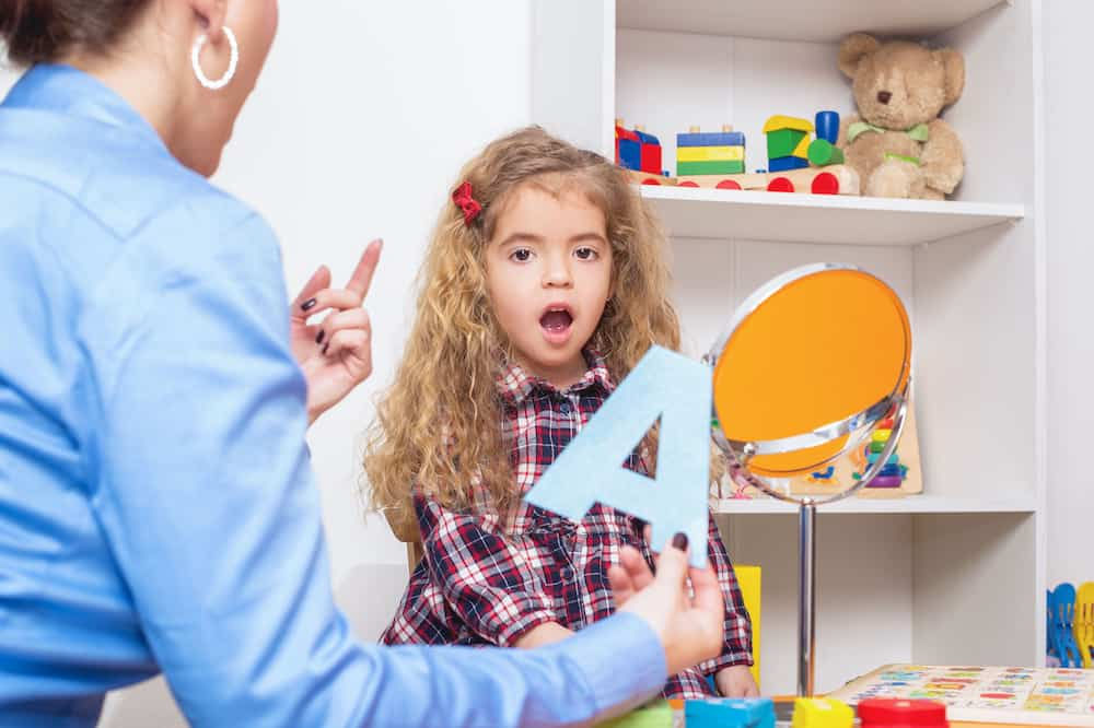 early intervention speech therapy activities