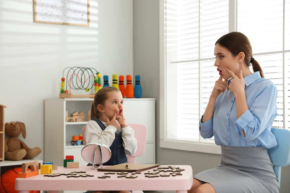 how many speech therapy sessions per week is needed